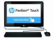 23% off HP Pavilion TouchSmart 21-h014 All-in-One Computer