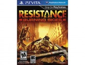 75% off Resistance: Burning Skies - PS Vita
