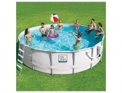 "54% off ProSeries 16' X 48"" Metal Frame Swimming Pool Deluxe Kit"