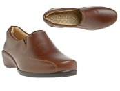79% off Aravon Tia Slip-On Leather Women's Shoe