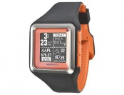 78% off MetaWatch iPhone & Android STRATA Watch, Tangerine
