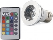 96% off Color Changing LED Light Bulb With Remote