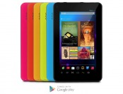 "64% off Ematic EGQ307 HD Quad Core WiFi 7"" Tablet, 5 Styles"