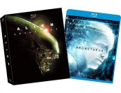 78% off Alien Anthology & Prometheus 8 Disc Bundle