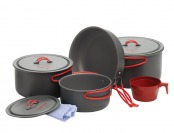 63% off Coghlan's Hard Anodized Camping Outdoor Cook Set