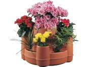 39% off Bloem Mayan 21 in. Planter - Terra Cotta