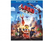 50% off The LEGO Movie (Blu-ray + DVD + UltraViolet Combo Pack)