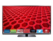 "$77 off Vizio E500I-B1 50"" 1080p LED Smart HDTV"