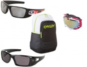 Up to 70% off Oakley Glasses, Bags and Accessories
