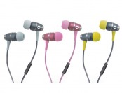 84% off Brooklyn High Performance In-Ear Headphones w/ Mic, 5 Styles
