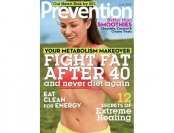 79% off Prevention Magazine Subscription, $6.99 / 12 Issues