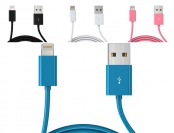 50% off Mota Apple-Certified 6' iPhone 5 Lightning Cables