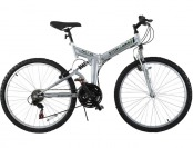 "65% off Stowabike 26"" Folding Dual Suspension Mountain Bike"