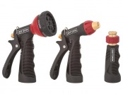 47% off Craftsman 3Pc Water Hose Metal Nozzle Set