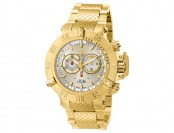 87% off Invicta 5406 Subaqua Noma III Collection Gold-Tone Watch