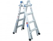 78% off Werner MT-17 17-Foot Telescoping Multi-Ladder