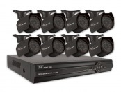 40% off Night Owl 16Ch Security System w/ 8 Cameras