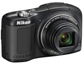 40% off Nikon Coolpix L620 18.1-MP Black Digital Camera