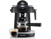 $60 off KRUPS Steam Espresso Machine w/ Frothing Nozzle