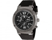 $925 off Swiss Legend Legato Cirque Chrono Gunmetal IP Watch