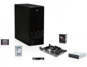 $105 off AMD 6800K Richland 4.1GHz Quad-Core Barebones PC