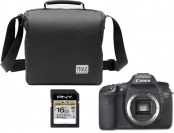 36% off Canon EOS 7D 18MP DSLR (Body), Bag & 16GB Memory Card