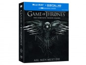 44% off Game of Thrones: Season 4 Blu-ray