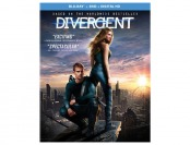 74% off Divergent (Blu-ray + DVD + Digital HD)