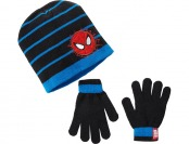 80% off Berkshire Boys Spiderman Knit Hat and Glove Set
