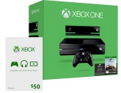 Xbox One Kinect Forza Motorsport 5 Bundle w/ $50 Xbox Live Gift Card