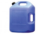 56% off Midwest Can Company 6 Gal Blue Water Can 6700