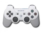 64% off Sony DualShock3 PS3 Gaming Pad - White