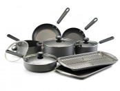 51% off Circulon 13-Piece Hard-Anodized Cookware Set