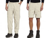 68% off Columbia Men's Aruba IV Convertible Pants