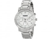 94% off Akribos XXIV Grandiose Dazzling Diamond Women's Watch
