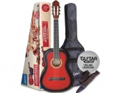 $94 off Ashton CG SPCG44 Full Size Classical Guitar - Red Burst