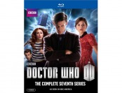 69% off Doctor Who: The Complete Seventh Series Blu-ray