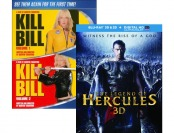 Deal: Action Movies on Blu-ray Disc or DVD, 18 Titles from $4.99