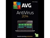 Free AVG Anti-Virus 2014 - 1 PC / 2-Year