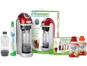 $120 off SodaStream Fizz Bundle with Crystal Light Flavors