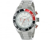 95% off Akribos XXIV Conqueror Diver's Chronograph Men's Watch