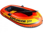 45% off Intex Explorer 200 Boat Set