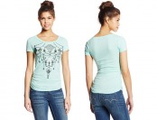 72% off Southpole Juniors Sweet Tee with Jewelry Graphics