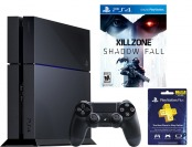 12% off PS4 w/ Killzone: Shadow Fall Game & 12-Month Subscription
