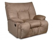 50% off Simmons Apollo Jumbo Cuddler Recliner