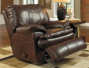 50% off Catnapper Brown Perez Power Chaise Rocker Recliner