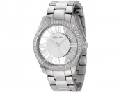 $87 off Kenneth Cole Transparency Silver Women's Watch, KC4851