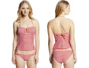 76% off U.S. Polo Assn. Women's Striped Tankini