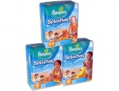 Extra 10% off Pampers Splashers Swim Diapers (Choose Your Size)