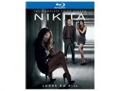 76% off Nikita: Season 3 Blu-ray